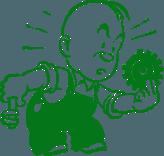 Plumber Tinkerer cartoon
